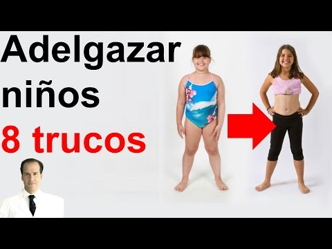Adelgazar Niños (8 Trucos Del Dr Ni Una Dieta Más)