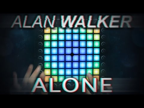 Alan Walker - Alone | Launchpad Pro Cover
