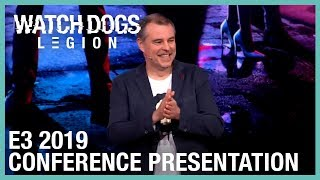 Watch Dogs Legion: E3 2019 Conference Presentation | Ubisoft [NA]