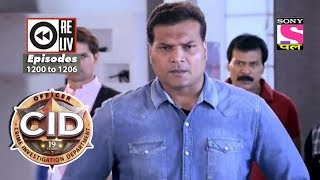 Weekly Reliv | CID | 14th October to 20th October 2017 | Episode 1200 to 1206