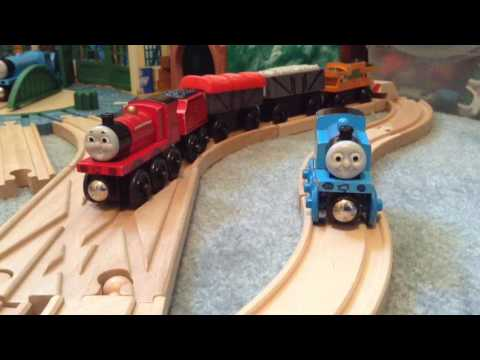 Thomas and Friends - In The Beginning Episode 2 James's Accident