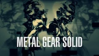 Metal Gear Solid - SAGA TRAILER
