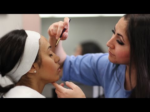 Beauty Salon Behind Bars