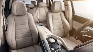 2020 Mercedes-Benz GLS AMG and GLS Series - INTERIOR