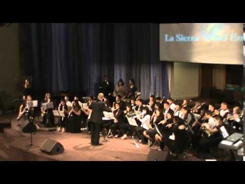La Sierra Academy Band