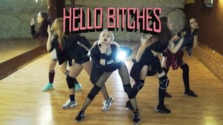 CL-HELLO BITCHES K-POP COVER DANCE BY JUDANCE TEAM!!\#HELLOBITCHES