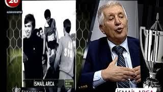 Efsaneler | Eskişehirspor Efsane Kaptanı İsmail Arca