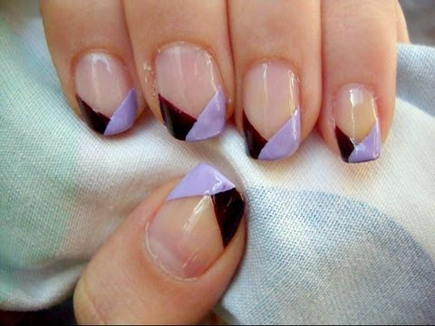 french tip nails wikihow how to flirt
