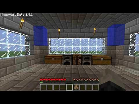 ▶ Minecraft Instant House