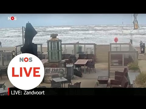 LIVE: Eerste herfststorm