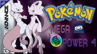 Pokemon Mega Power 4 para Android HackRom My Boy! GBA PC