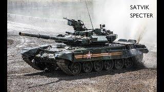 T 90 Tank - Russia (US Military Power Documentary) ~SATVIK