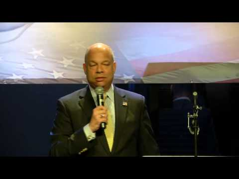 DHS Sec. Jeh Johnson Speaks About Immigration Executive Actions
