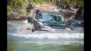 CAPE YORK! Deep water, mud, secluded beaches - This is a 4WDer's paradise!