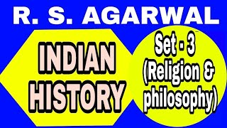 R.s. agarwal G.K book ancient indian history discussion in bengali | education