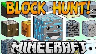 "Minecraft: Block Hunt ""RIP BLUESCREEN"" w/Kenny,Preston,Rob,and Lachlan!"
