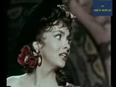 Movie Legends Gina Lollobrigida Images of the Italian Hollywood Beauty