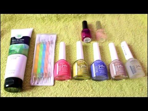 Diseño de uñas faciles y bonitas - Easy Nailart