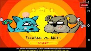 Trò chơi chó mèo đại chiến cu lỳ chơi game lồng tiéng vui nhộn