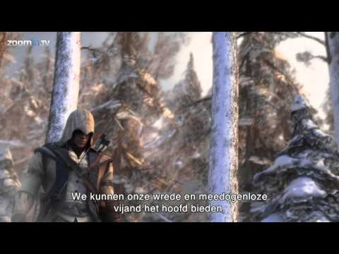 Trailer Oficial Assassin\'s Creed III