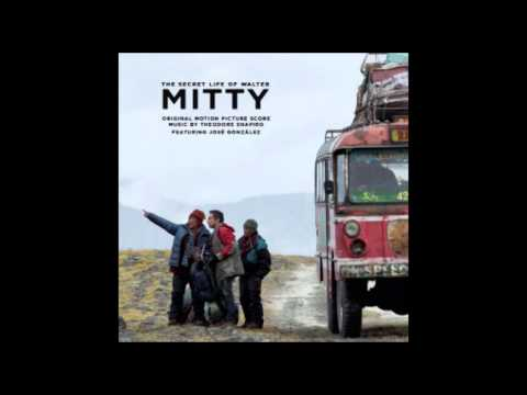 27. Stationary Cycle - The Secret Life of Walter Mitty Soundtrack