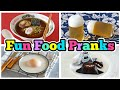 7 Fun Food Prank Recipes That You Want To Try (Japanese Cooking DIY) | OCHIKERON | Create Eat Happy