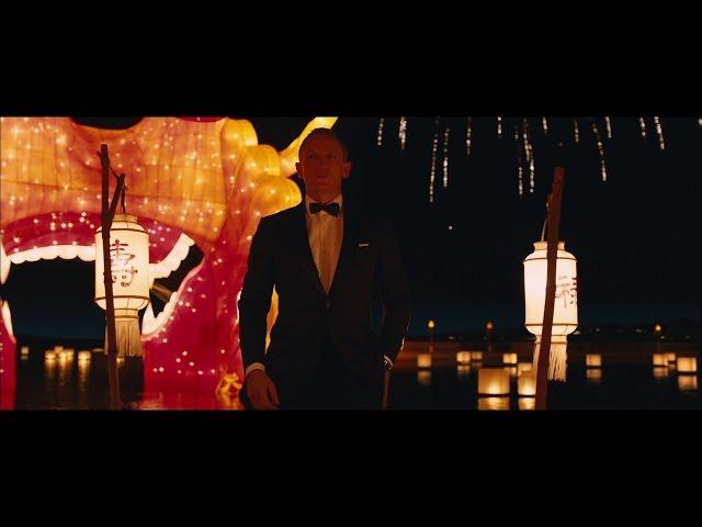 007 스카이폴 - 1차 공식 예고편 (한글자막)
