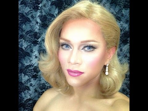 Sira Makeup transformation - Signature look(Madonna inspiration)