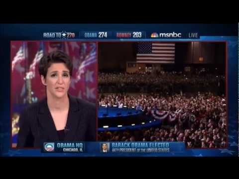 Presidential Election 2012 Coverage 10/19