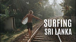 GoPro Hero6: Surfing Sri Lanka   Juhani Sarglep