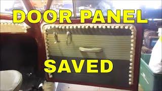 1964 VOLKSWAGEN BUG DOOR PANEL CUSTOM REPAIR