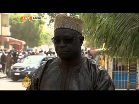 Senegal votes in presidential election