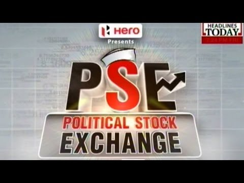 Political Stock Exchange: Who will win Varanasi?