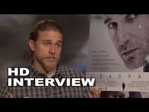 ScreenSlam -- DEADFALL: Celebrity Interview Charlie Hunnam