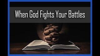 "(SDA Sermon) Mark Finley - ""When God Fights Your Battles"" - 2018"