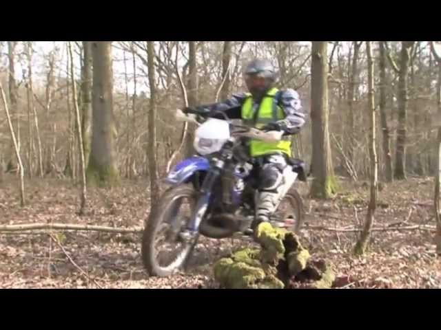 Motopix Enduro Kent Mix, Harewood Forest, Andover, 7th April 2013