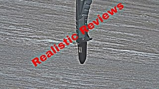 Mtech MT-A828 Survival Knife Review