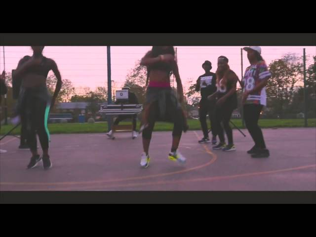 DANCE FREESTYLE | Dj Spencer - THE BEAT Ft. Jaycee, Stunnah Gee & JJC