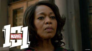 Mariah Dillard (Luke Cage)   Marvel 101