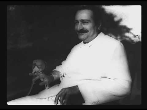 Bhau Kalchuri / Meher Baba 3/4 Of the World O People Wake Up