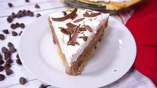 French Silk Pie - just like Baker's Square!