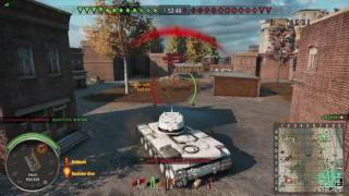World of Tanks PS4 - Captured KV1 - Team? wer braucht ein Team? :(