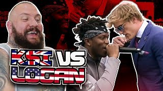 KSI vs LOGAN PAUL : Press Conference Reaction