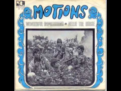 The Motions Wonderful Impressions