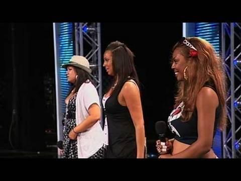 The X Factor 2009 - A Girl Group? - Bootcamp 1 (itv.com/xfactor)