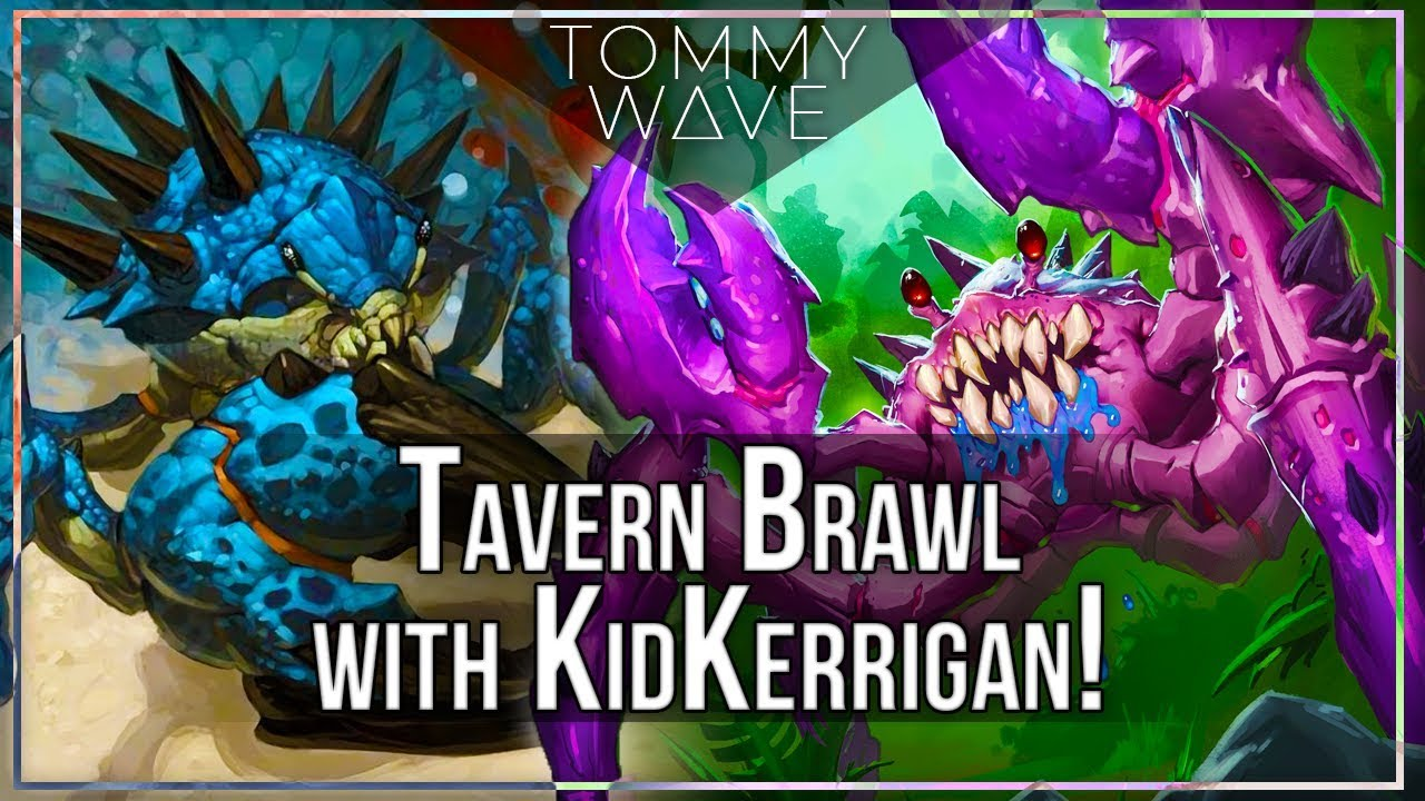 The Great Amalgamation Tavern Brawl with KidKerrigan