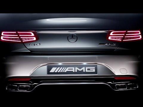 NEW 2015 Mercedes S 63 AMG COUPÉ - Design