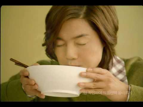 농심 안성탕면 Nong Shim Ansung TangMyun instant ramen CM