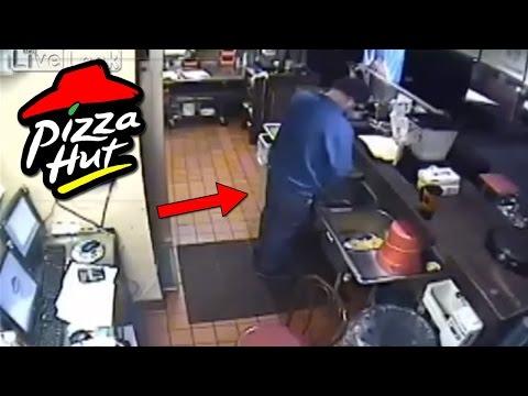 ►Los Secretos De Pizza Hut | Perfume De Pizza?