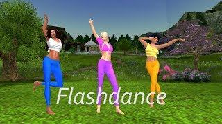 Flash Dance - SLDC Showcase 2018 (Second Life)